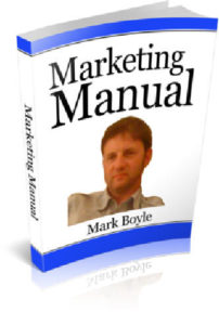 free marketing manual image