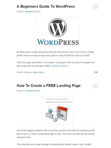 Beginners Guide WordPress image