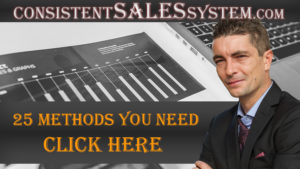 image of the Consistent Sales System Latest Review