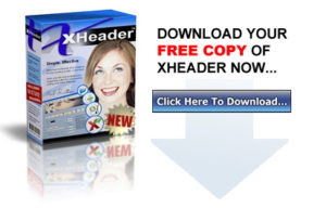 image of the Xheader Free Download